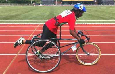 Ouro e Prata para Sandra Semedo no Mundial de Tricicleta