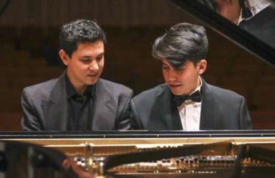"""Concerto """"México a dos Pianos"""" no Pine Cliffs Resort em Albufeira"""