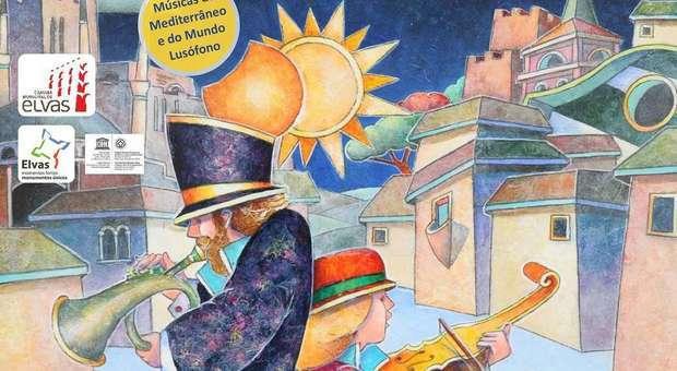 XXV Festival Sete Sóis Sete Luas em Elvas