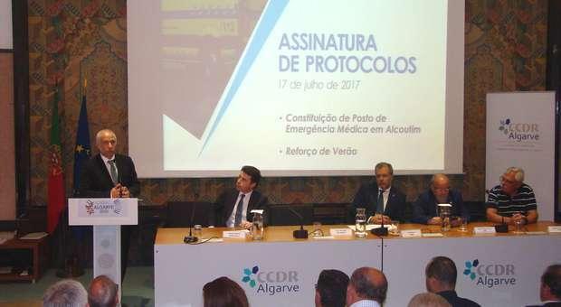 INEM reforça capacidade de resposta na Região do Algarve