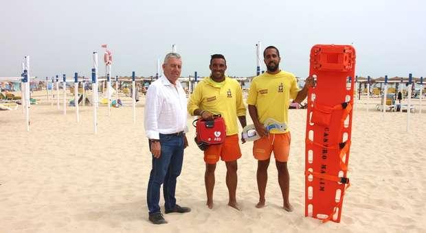 Praias de Castro Marim equipadas para situações de emergência