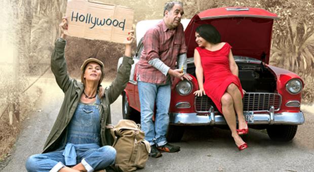 """""""À Boleia para Hollywood"""" no Teatro da Trindade em Lisboa"""