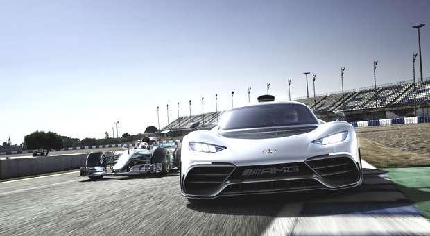 Tecnologia de Formula 1 aplicada aos modelos da Mercedes-AMG