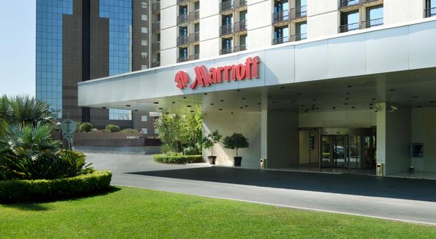 A cadeia hoteleira Marriott