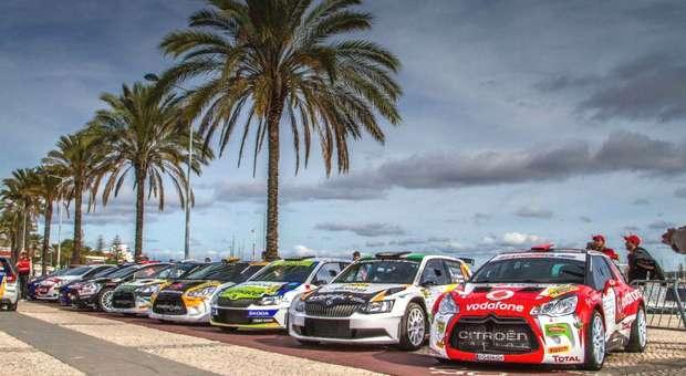 Rallye Casinos do Algarve European Rally Trophy 2017
