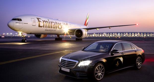 Emirates e Mercedes anunciam Projeto de Cooperação