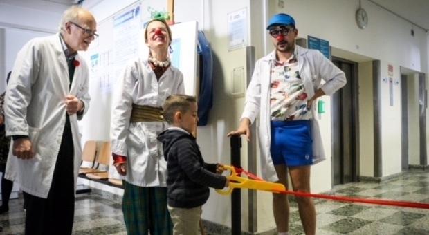 Doutores Palhaços chegam aos serviços pediátricos de Gaia