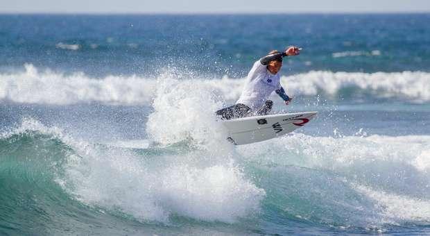 Final do Nacional de Esperanças em Surf no Porto