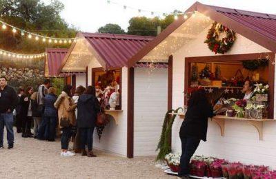 VILA VITA Christmas Market em Porches no Algarve