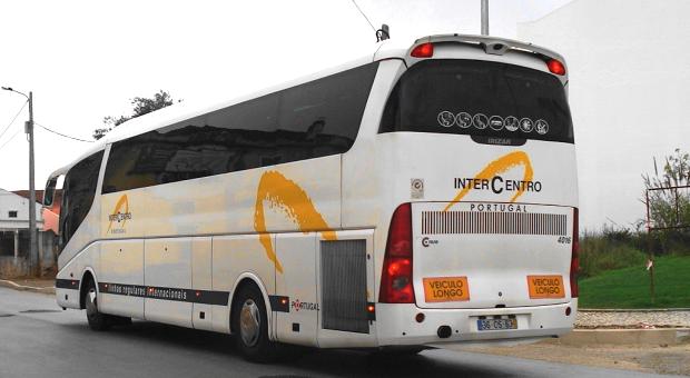 Passageira deu à luz a bordo de um autocarro da INTERCENTRO