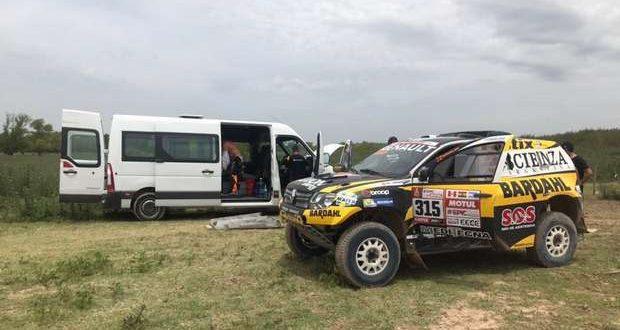 Carlos Sousa já treina com o Duster no Dakar 2018
