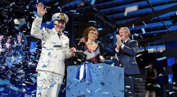 MSC Seaside a nova geração de navios da MSC Cruzeiros