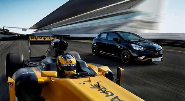 Renault Sport anuncia o novo Renault Clio R.S. 18