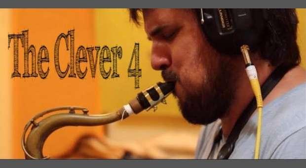 The Clever 4 no Cantaloupe Café em Olhão