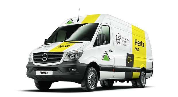 Hertz e Leroy Merlin lançam Hertz 24/7 Serviço Carsharing