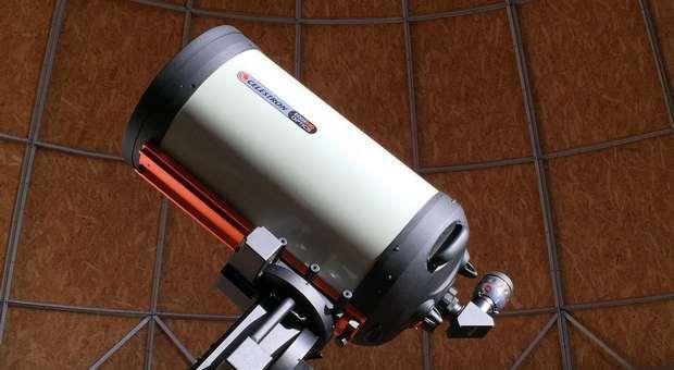 Universidade de Coimbra inaugura novo Telescópio