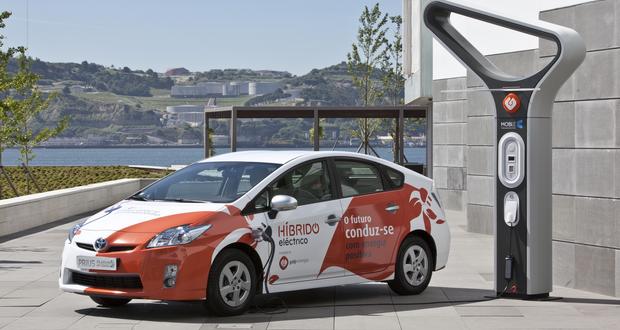 GALP instala novos carregadores de veículos elétricos