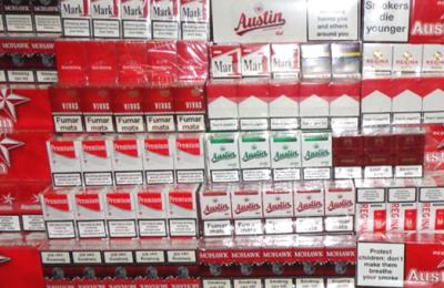 Tabaco, álcool e artigos contrafeitos apreendidos pela GNR