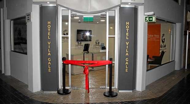Grupo Vila Galé inaugurou novo Hotel no KidZania