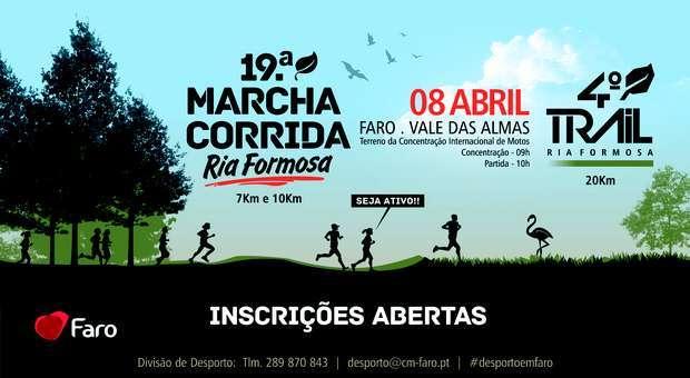 19ª Marcha Corrida da Ria Formosa