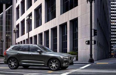 Volvo XC60 eleito o melhor carro do ano nos Estados Unidos