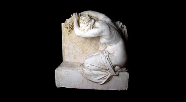 Fundação PLMJ apoia restauro de escultura
