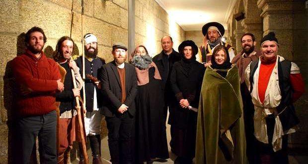 Retomadas as visitas históricas encenadas na cidade da Guarda
