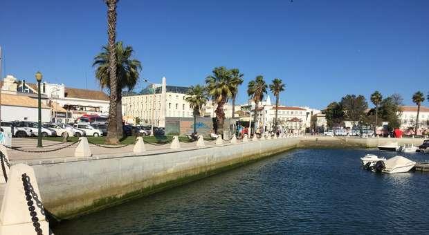 Concluida a reabilitação da muralha da doca de recreio de Faro