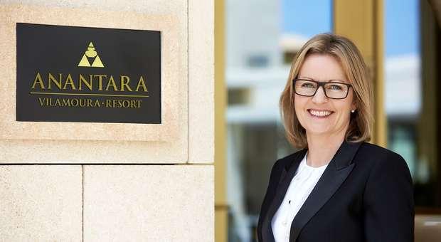 Katja Helena Hekkala é a nova D.G. do Anantara Vilamoura