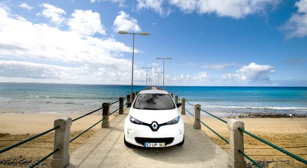 Ilha de Porto Santo caminha para a descarbonização