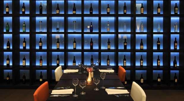 Meat Wine Makers no Pepper's Steakhouse do Tivoli Marina