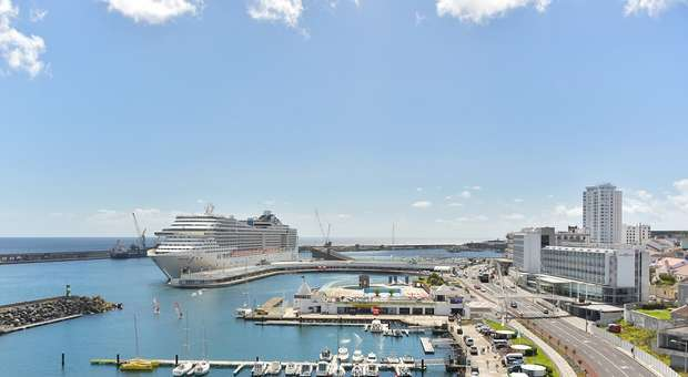 A MSC Cruzeiros chega aos treze novos navios até 2016