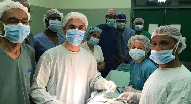 Angariação de Fundos para Unidade de Cirurgia em Cabo Verde
