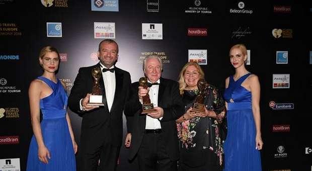 A TAP conquista três prémios World Travel Awards