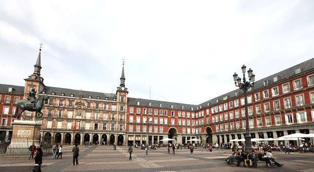 Madrid é cidade preferida dos estudantes portugueses