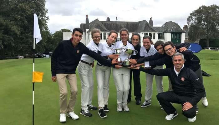 Filipa Capelo venceu o Open Amador da Escócia