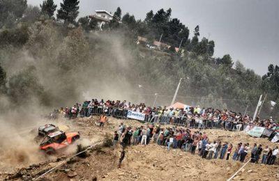 Campeonato de Portugal de Trial 4x4 em Paredes