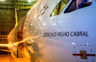 O novo Airbus A321neo da TAP voa hoje para Ponta Delgada