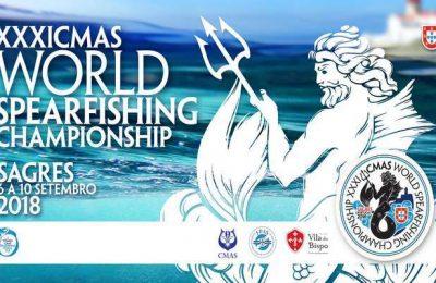 Campeonato do Mundo de Pesca Submarina – Sagres 2018