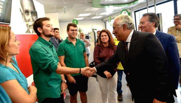António Costa inaugura Loja do Cidadão de Nelas