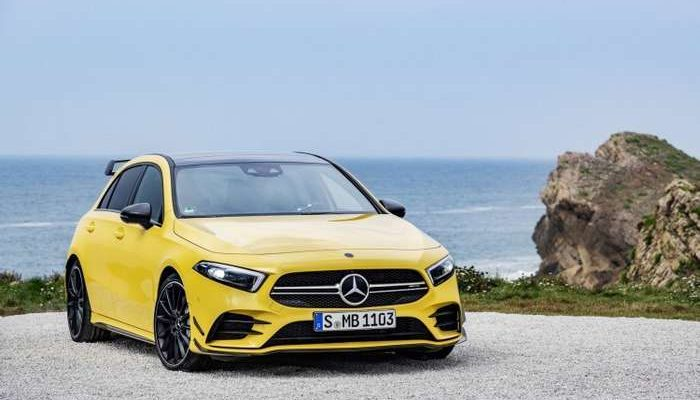 Novo AMG A 35 4MATIC da Merceds-Benz