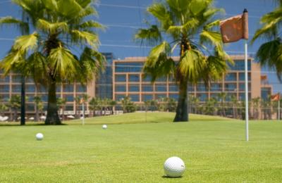 Torneio de Golfe para Nabos nos Salgados em Albufeira