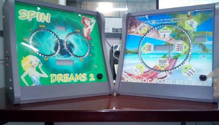 Apreendidas máquinas de jogo ilegal em Penafiel
