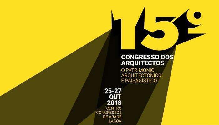 15º Congresso dos Arquitectos em Lagoa no Algarve