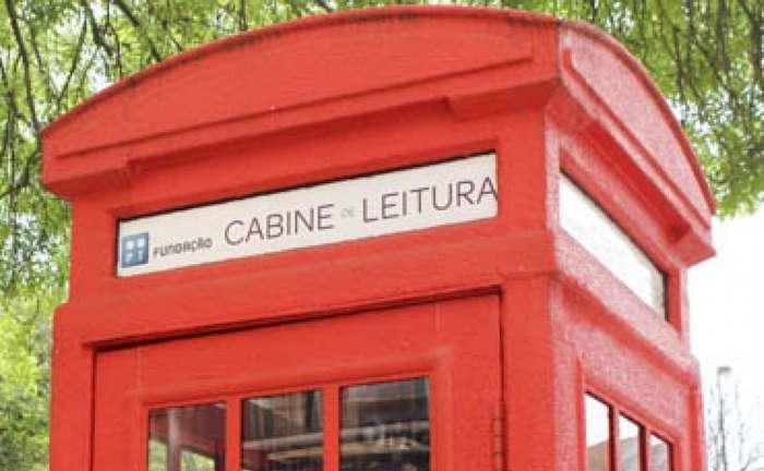 Inauguração da primeira Cabine de Leitura em Beja