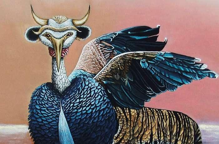 IMAGÉTICA a Exposição de Pintura pelo Grupo Ai em Lagoa