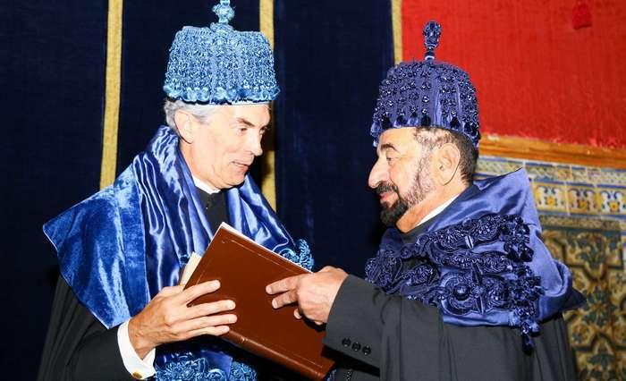 Coimbra atribui Honoris Causa a Xeque dos Emiratos Árabes Unidos