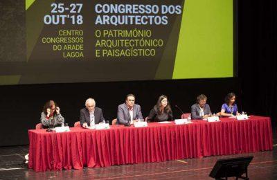 Arquitectos debatem o Património Arquitectónico e Paisagístico