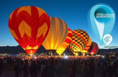 II Festival Internacional de Balonismo em Coruche