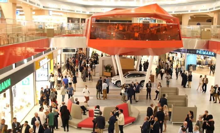 MAR Shopping Algarve comemora 1º Aniversário em Festa